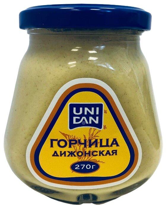 Горчица UNI DAN Дижонская, 270 г