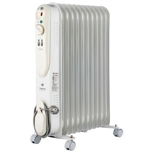 Масляный радиатор Timberk TOR 21.2211 SLX белый