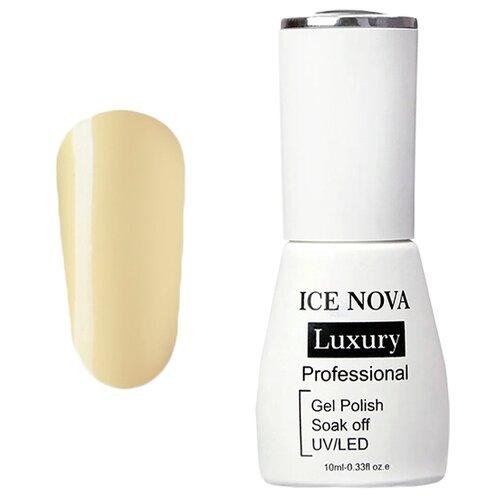 Купить Гель-лак для ногтей ICE NOVA Luxury Professional, 10 мл, 066 latte
