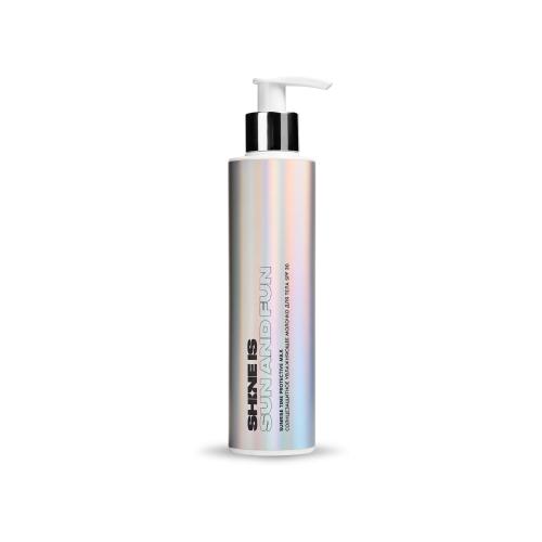 Shine IS Солнцезащитное увлажняющее молочко для тела Sunrise Time SPF 30 200 мл