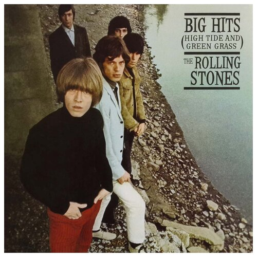 The Rolling Stones. Big Hits (High Tide And Green Grass) (LP)