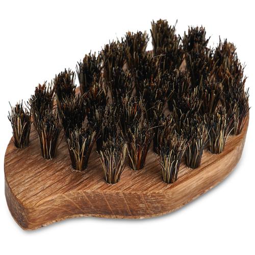 borodist масло для бороды warming Щетка для бороды Borodist Mini
