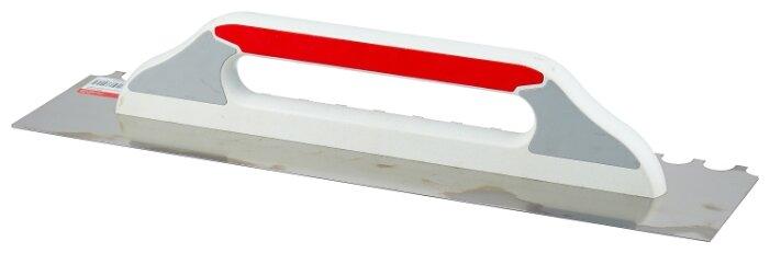 Гладилка зубчатая CORTE 0257C 480x130 мм