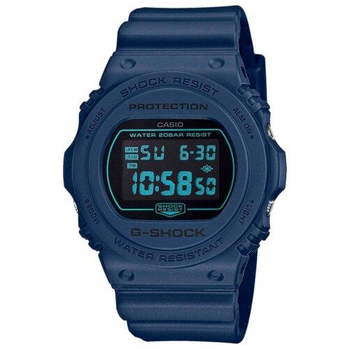 Наручные часы CASIO DW-5700BBM-2 мужские часы casio dw 5700bbm 1er