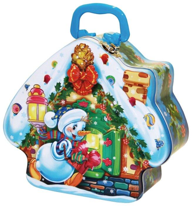 Подарочный набор ПоДари Снежный домик 650 г