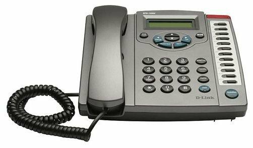 VoIP-телефон D-link DPH-150SE/RU