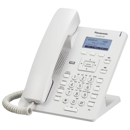 Проводной SIP-телефон KX-HDV130RU