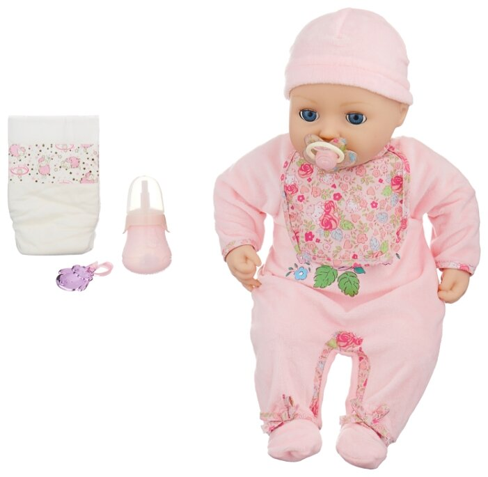 Интерактивная кукла Zapf Creation Baby Annabell 43 см 794-821