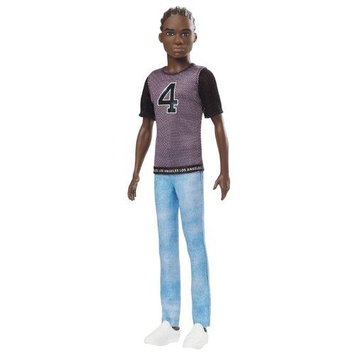 Купить Кукла Barbie Игра с модой Кен Афроамериканец, 29 см, GDV13, Куклы и пупсы