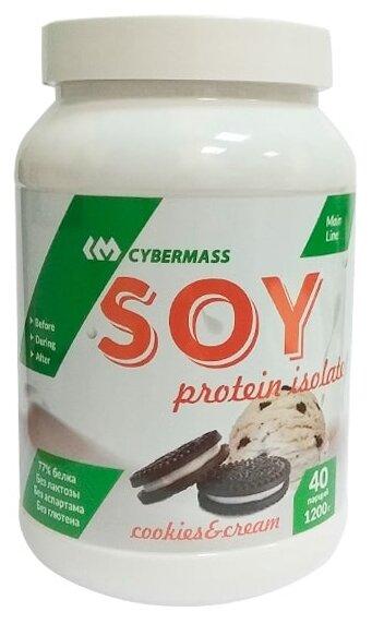 CyberMass Soy Protein 1,2 кг 254124