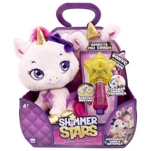 Мягкая игрушка Shimmer Stars единорог Твинкл 20 см shimmer stars мягкая игрушка shimmer stars плюшевый котенок 20 см