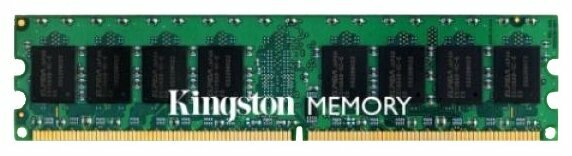 Оперативная память 1 ГБ 1 шт. Kingston KVR800D2N6/1G — купить по выгодной цене на Яндекс.Маркете
