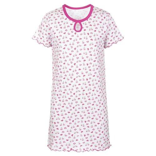 цена Сорочка M&D размер 110, розовый онлайн в 2017 году