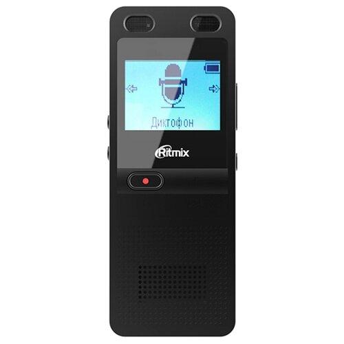 Диктофон Ritmix RR-910 4GB черный