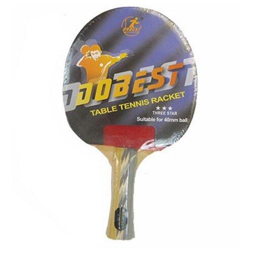 Ракетка для настольного тенниса Dobest BR01/3 цена 2017