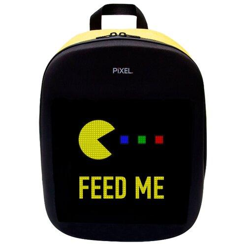 PIXEL рюкзак Pixel One, yellow sun