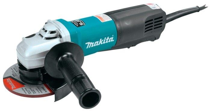 УШМ Makita 9565PCV, 1400 Вт, 125 мм