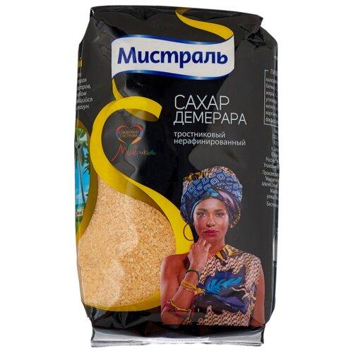 Сахар Мистраль Демерара, сахар-песок 0.9 кг