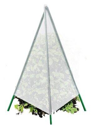 Защитный чехол Blumen Haus конус с металлическими стойками Ø40*80 cм (65001)