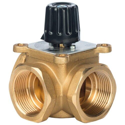 Трехходовой смесительный клапан STOUT SVM-0003-013201 муфтовый (ВР), Ду 32 (1 1/4), Kvs 15