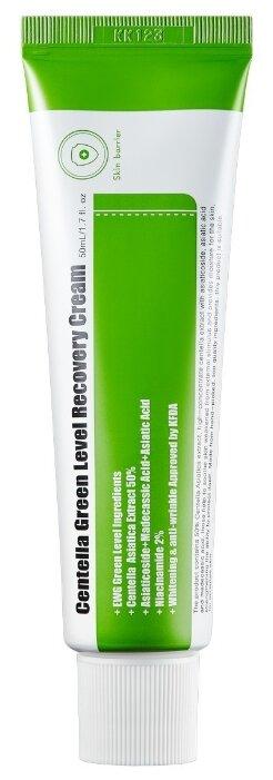 Purito Centella Green Level Recovery Cream Успокаивающий крем для в... — купить по выгодной цене на Яндекс.Маркете