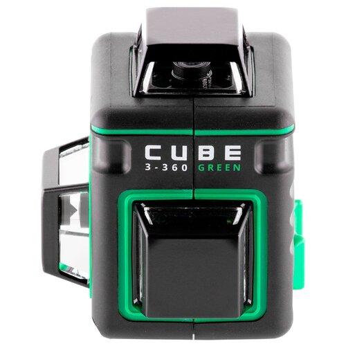 Лазерный уровень самовыравнивающийся ADA instruments CUBE 3-360 GREEN HOME EDITION (А00566) лазерный уровень самовыравнивающийся ada instruments cube 3d home edition а00383