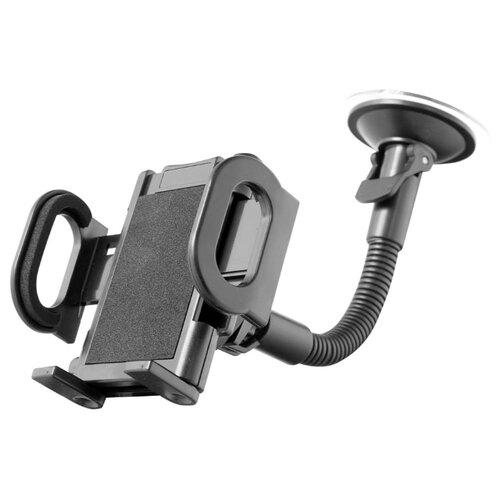 Держатель Ginzzu GH-583 черныйДержатели для мобильных устройств<br>