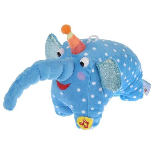 Мягкая игрушка Мульти-Пульти Слон Ду-Ду 15 см, муз. чип, Мягкие игрушки  - купить со скидкой