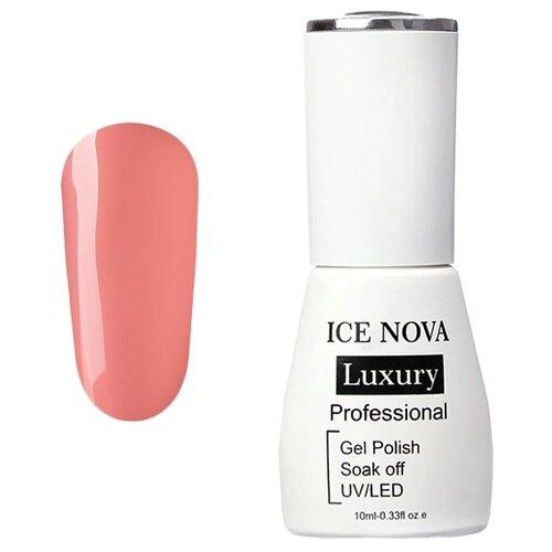 Купить Гель-лак для ногтей ICE NOVA Luxury Professional, 10 мл, оттенок 056 coral