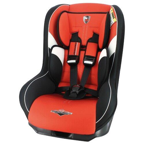 Автокресло группа 0/1 (до 18 кг) Nania Driver Racing, red автокресло группа 0 1 до 18 кг nania driver animals zebra 2020