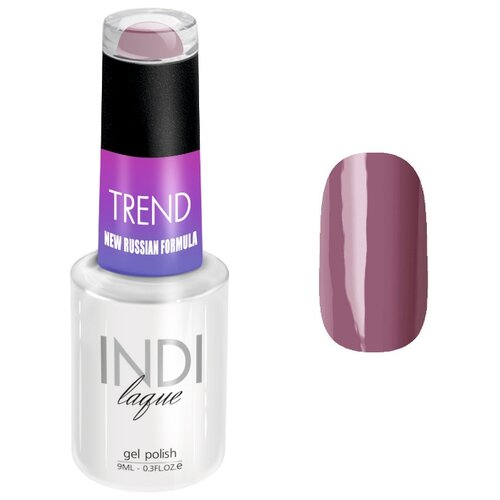 Купить Гель-лак для ногтей Runail Professional INDI Trend классические оттенки, 9 мл, 5020
