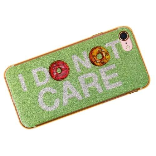 Чехол-накладка Арт Узор 3899204 для Apple iPhone 7 зеленый чехол накладка арт узор 3903713 для apple iphone 7 iphone 8 space odyssey
