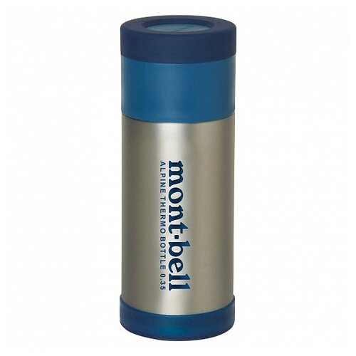 MontBell термос Alpine Thermo Bottle 0.35L STNLS