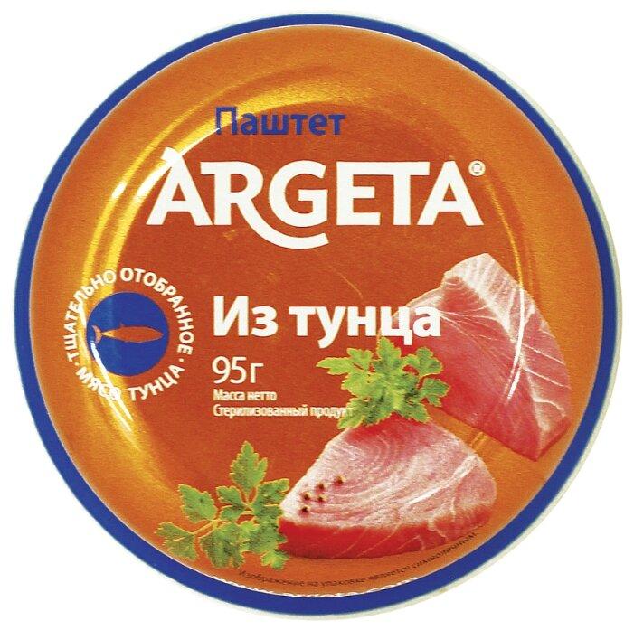 Паштет из тунца Argeta, 95 г