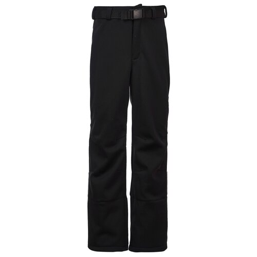 Купить Брюки Oldos Лева ASS201TPT41 размер 122, черный, Полукомбинезоны и брюки