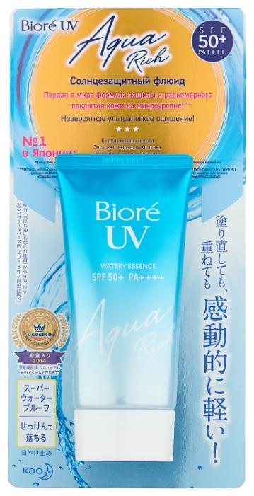 Стоит ли покупать Biore флюид UV Aqua Rich SPF 50? Отзывы на Яндекс.Маркете