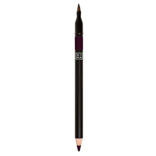 3INA Карандаш для губ с аппликатором 3INA 515 3ina карандаш для губ с аппликатором 3ina 513