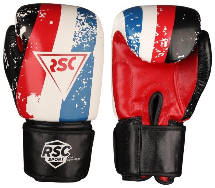 Боксерские перчатки RSC sport HIT PU,