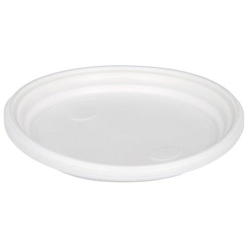Celesta Тарелки одноразовые пластиковые 20,5 см (12 шт.) белый