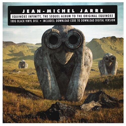 Jean-Michel Jarre. Equinoxe Infinity (LP)