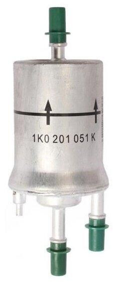 Топливный фильтр VOLKSWAGEN 1K0201051K