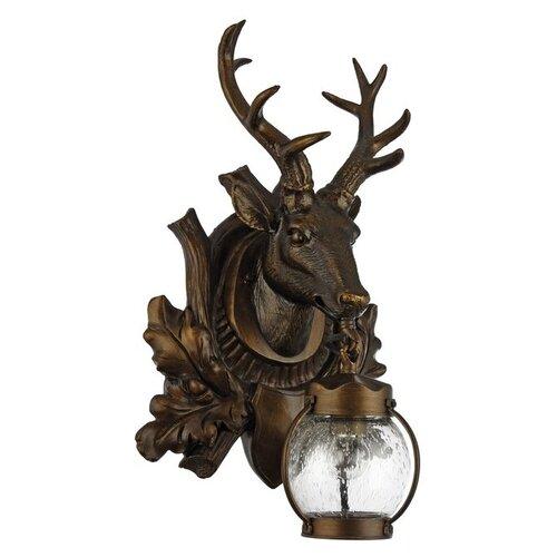 Favourite Уличный настенный светильник Hunt 1849-1W светильник favourite 2078 1w hunt