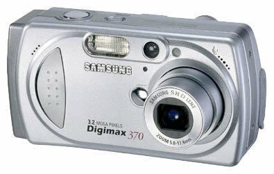 Фотоаппарат Samsung Digimax 370