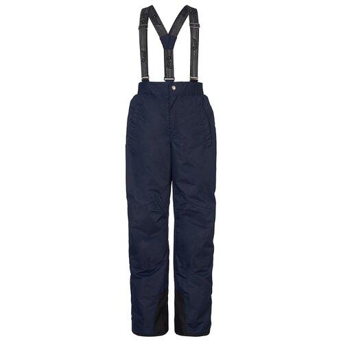Купить Брюки Oldos Симба ASS091TPT00 размер 164, темно-синий, Полукомбинезоны и брюки