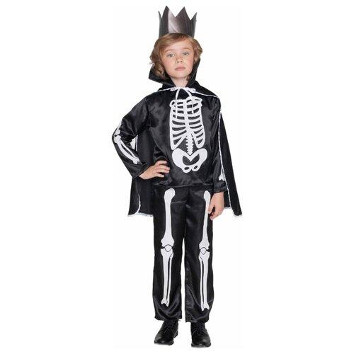 Купить Костюм ВКостюме.ру Кощей (1027654), черный, размер 119, Карнавальные костюмы