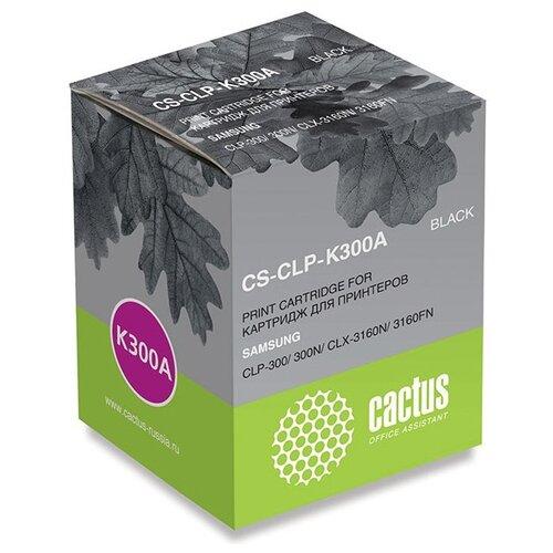 Фото - Картридж cactus CS-CLP-K300A, совместимый clp 545 pe