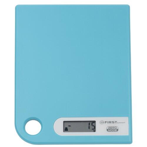 Кухонные весы FIRST AUSTRIA 6401 blue кухонные весы bbk ks102g blue