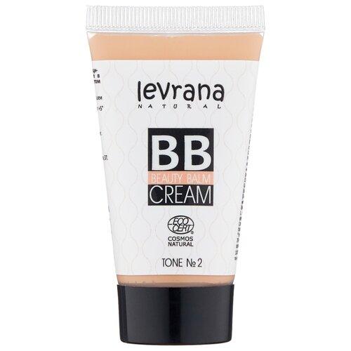 Фото - Levrana BB крем, SPF 15, 30 мл, оттенок: тон 02 витэкс bb крем тонирующий уход spf 15 30 мл оттенок 51 natural