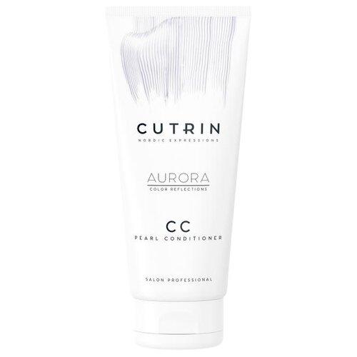Cutrin Aurora Маска для волос тонирующая Перламутровоый блеск, 200 мл cutrin кутрин краска для волос aurora аврора scc reflection палитра 97 оттенков 60 мл 0 06 платиновый жемчуг