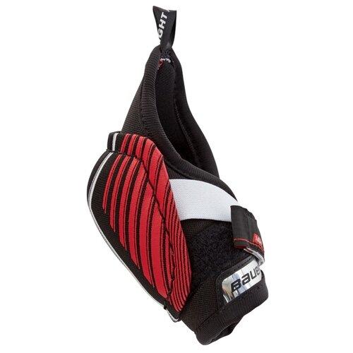 Защита локтя Bauer NSX S19 elbow pad Yth, р. L, черный/красный